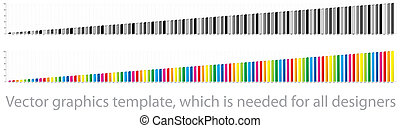 Vector graphics template, which is needed for all designers...