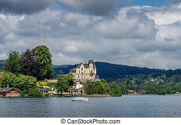 Reifnitz, Carinthia, Austria - Reifnitz, a village in...