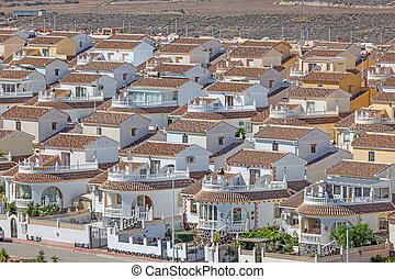 Vacation homes in the urbanisation Camposol, Region Murcia,...
