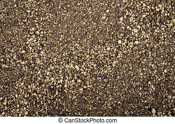 Black pepper powder background