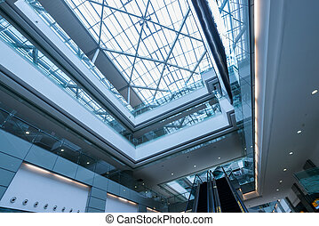 Office building ceiling