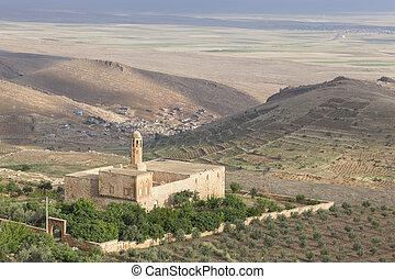 Mardin landscape, Turkey - Mardin located in southeasthern...