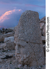 Heracles Artagnes Ares at Nemrut Mountain, Turkey - Nemrut...