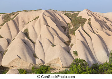 Cappadocia landscape, Turkey - Cappadocia, This photo was...