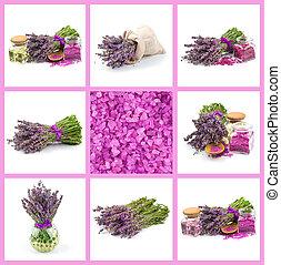 Lavender, set