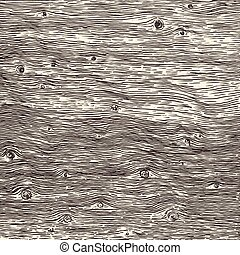 Wood Texture Template Seamless Pattern Vector Illustration