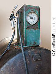 nostalgic fuel pump - rundown nostalgic fuel pump