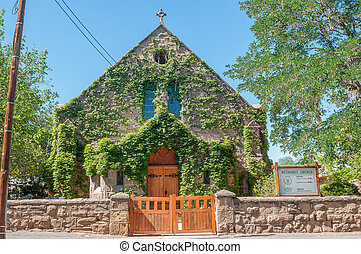 Methodist Church in Oudtshoorn - Historic Methodist Church...