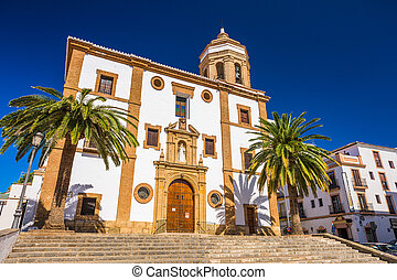 Ronda, Spain Convent - Ronda, Spain at The Merced Carmelite...