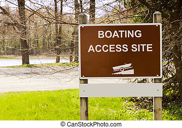 Boating Launch Site