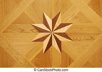 wooden floor detail background
