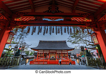 Japan temple - The beauty of the temples in Japan