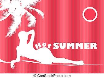 summer silhouette.eps