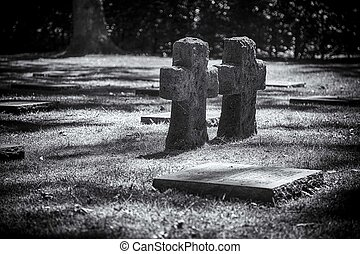 German Military Cemetery Vladslo - The German Military...