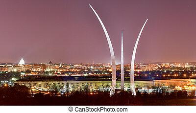 Air Force Memorial - Washington, D.C.
