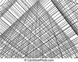 Abstract Construction Of Grid...