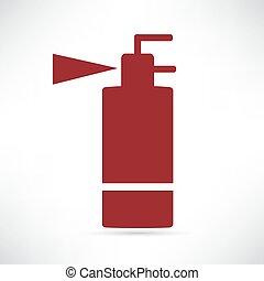 火, 消火器,