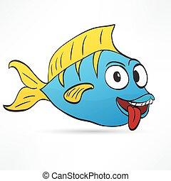 pez, caricatura