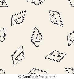 Circular Saw doodle