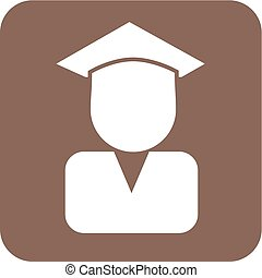 Convocation - Certificate, diploma, convocation, degree icon...