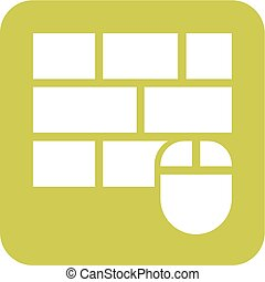 Wireless input device - Mobile, devices, tablet icon vector...