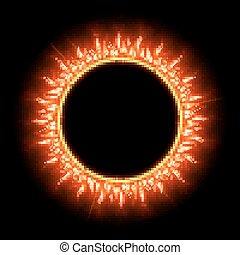 eclipse html template - total eclipse clip art vector graphics 45 total eclipse