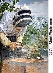 apicultor,