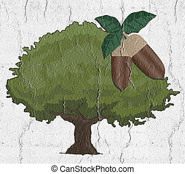 Oak tree - Creative design of Oak tree