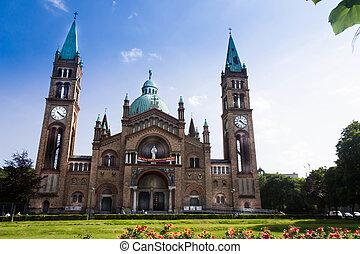 Kirche - St. Anton von Padua, Wien
