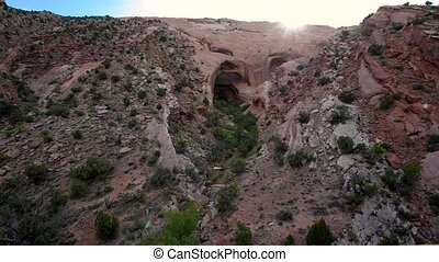 Brimhall Natural Bridge Capitol Reef National Park - Capitol...