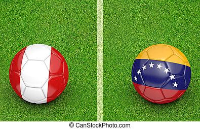 2015 Copa Peru vs Venezuela