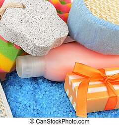 soap and other personal hygiene products