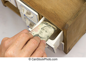 Home banking US dollar