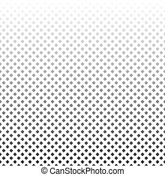 Seamless black gradient square boxes white backgroundScaled...