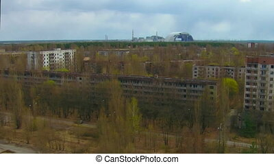 Abandoned City of PripyatChernobyl - In the 1970s, the town...