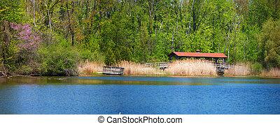 coperto,  Michigan, ponte