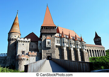 Huniazilor Castle - Photo of Huniazilor Castle in Hunedoara...