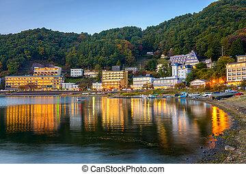 Kawaguchi Japan Hotels - Kawaguchi, Japan lakeside hotels