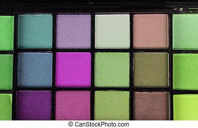 color make up