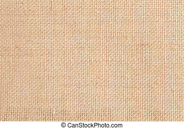 Jute or hessian texture as background