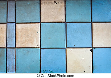 Block square patten - Patten colour the square block of old...
