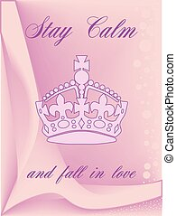 Stay Calm And Fall In Love