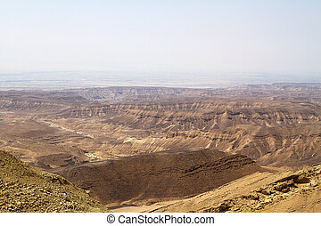 Dead sea cliffs . - Beautiful photo of dead sea cliffs ....
