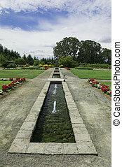Upperclass Garden