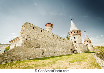 fortress Ukraine - Beautiful nature south east of Ukraine...
