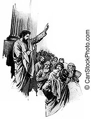 Paul told the philosophers of the Athens that quot;Lord of...