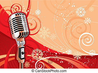 New Year\'s Party (vector) - New Year\'s Party Design With...