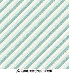 Pastel Diagonal Stripes Pattern in blue tone