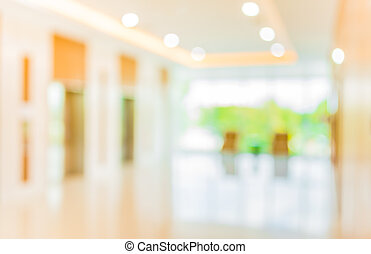 blur image of hospital office room - blur image of hospital...