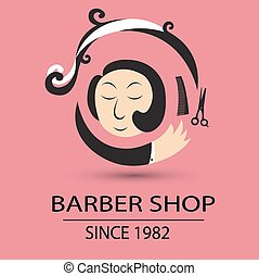 barbershop - Barber shop vector